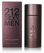 CAROLINA HERRERA - 212 Sexy Men 30ml туалетная вода