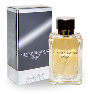 DAVIDOFF - Silver Shadow (M) 100ml туалетная вода