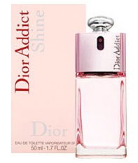 CHRISTIAN DIOR - Addict Shine (L) 50ml туалетная вода