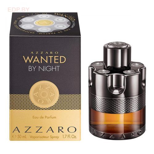 AZZARO - Wanted  By Night (M) 100ml парфюмерная вода