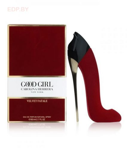 CAROLINA HERRERA - Good Girl Velvet Fatale (L) 80ml парфюмерная вода, тестер