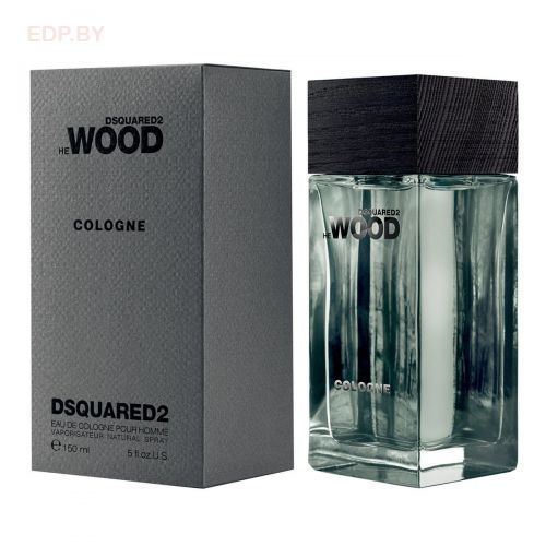 Dsquared2 HE Wood Cologne (M) 75ml одеколон