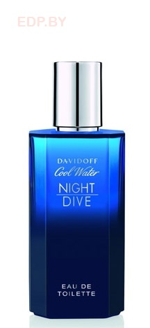 DAVIDOFF - Cool Water Night Dive (M) 50ml туалетная вода
