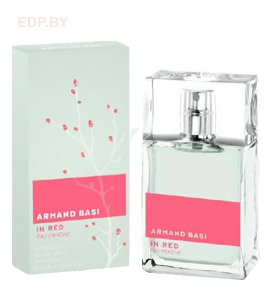 ARMAND BASI - In Red Eau Fraiche (L) 30ml туалетная вода