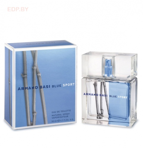 ARMAND BASI - Blue Sport (M) 50ml туалетная вода