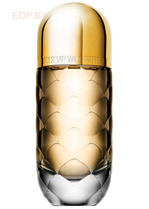 CAROLINA HERRERA - 212 VIP Wild Party (L) 80ml туалетная вода