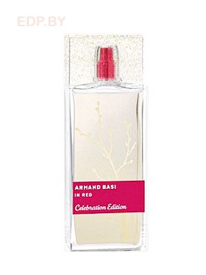 ARMAND BASI - In Red Celebration Edition (L) 50ml туалетная вода