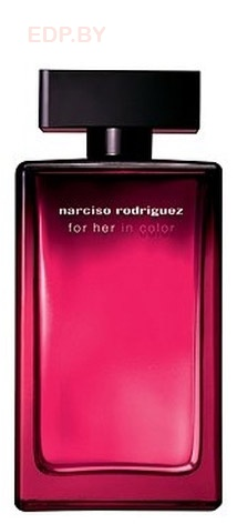 NARCISO RODRIGUEZ - For Her In Color (L) 50ml парфюмерная вода