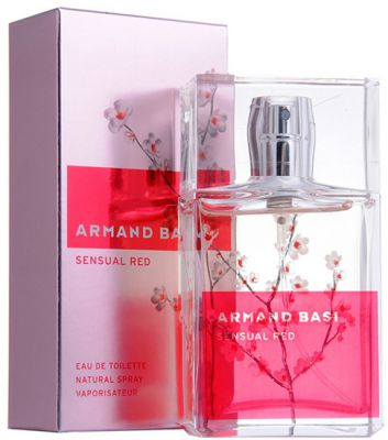 ARMAND BASI - Sensual Red (L) 30ml туалетная вода